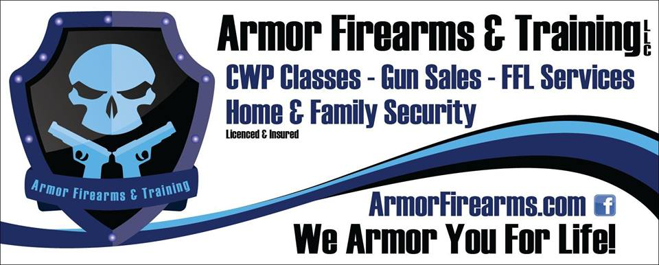Armor Firearms and Training